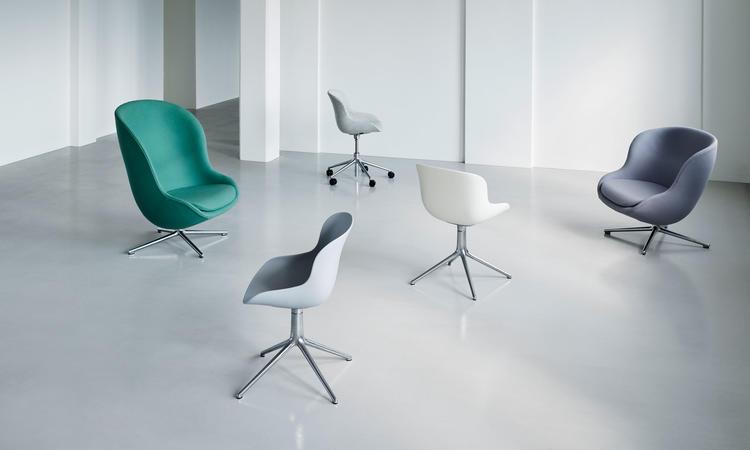 Normann Copenhagen Hyg Chair Kollektion