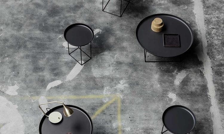 Norr11 Duke Brickbord i form av soffbord och sidobord i storlekarna small, medium och large