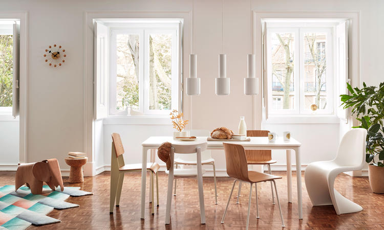 Vitra Panton Chair 04 White