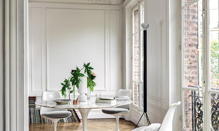 Knoll Saarinen Dining Table Round Matbord