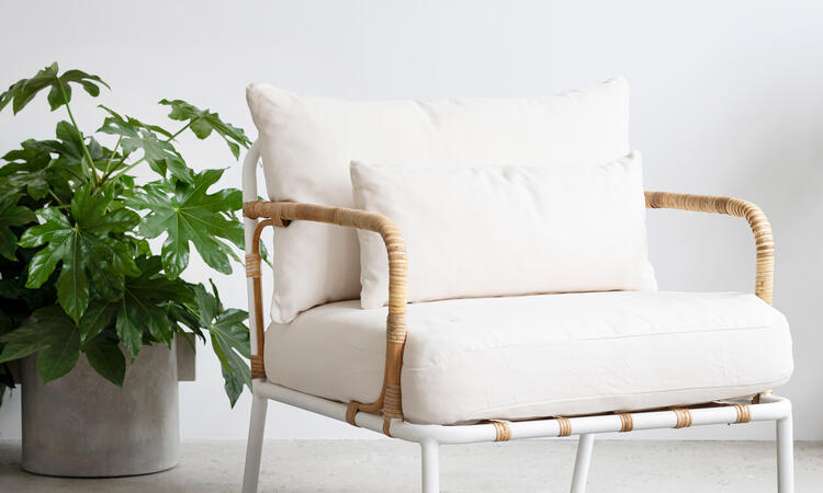 Serax Capizzi Lounge Chair Utemöbel