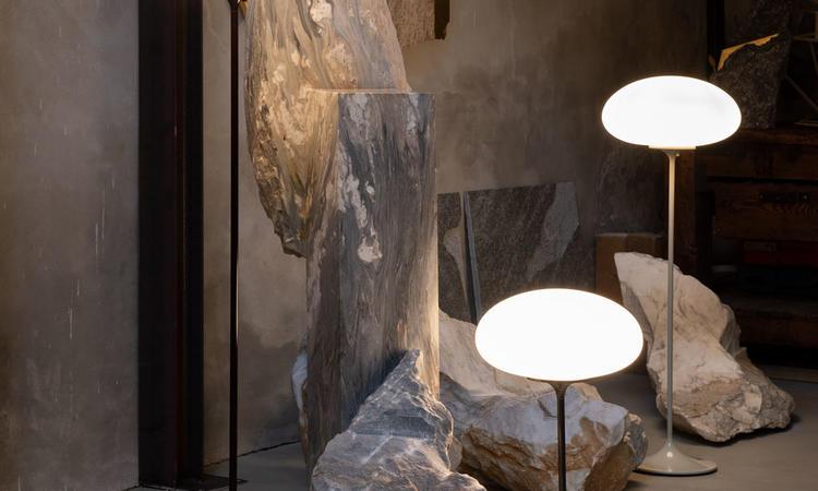 Gubi Stemlite Floor Lamp