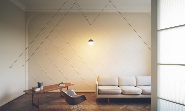 String Lights Pendel låter dig belysa ditt hem med en otrolig kreativitet