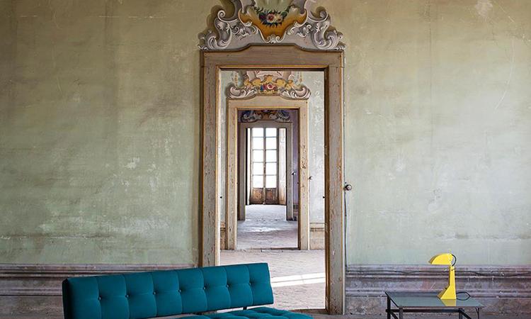 Tacchini Oliver Soffa 190 cm