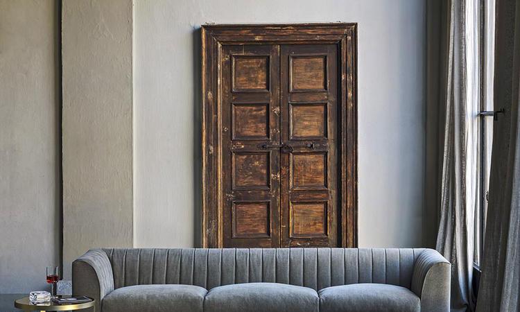 Tacchini Quilt Soffa 220 cm