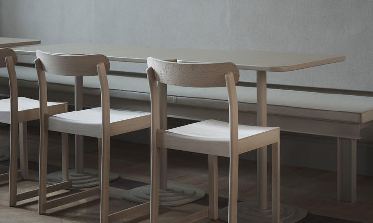 Artek Atelier Chair Stol Ateljéstolen av TAF Architects