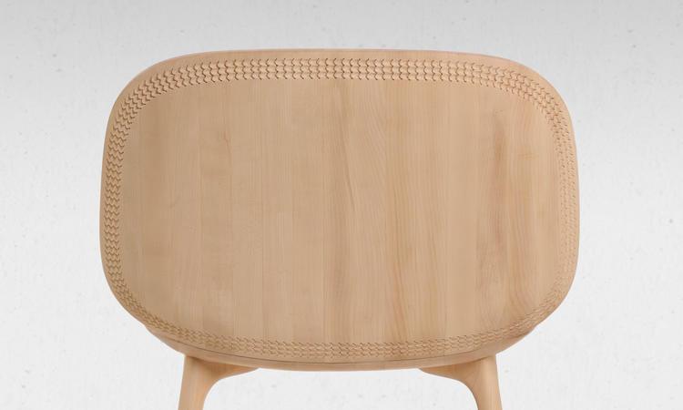 Zanat Unna Lounge Chair Fåtölj Lönn