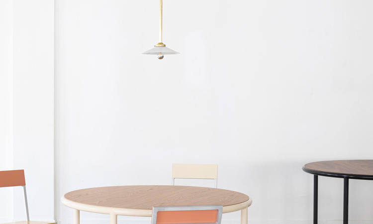 Valerie Objects Ceiling Lamp No. 4 Taklampa i mässing