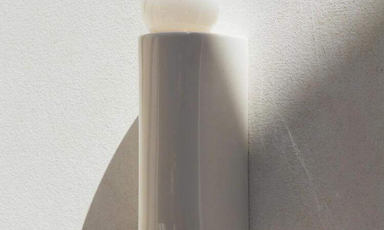 Michael Anastassiades White Porcelain Series D3