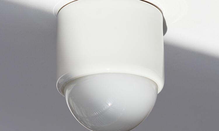 Michael Anastassiades White Porcelain Series O2