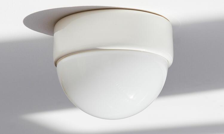 Michael Anastassiades White Porcelain Series O3