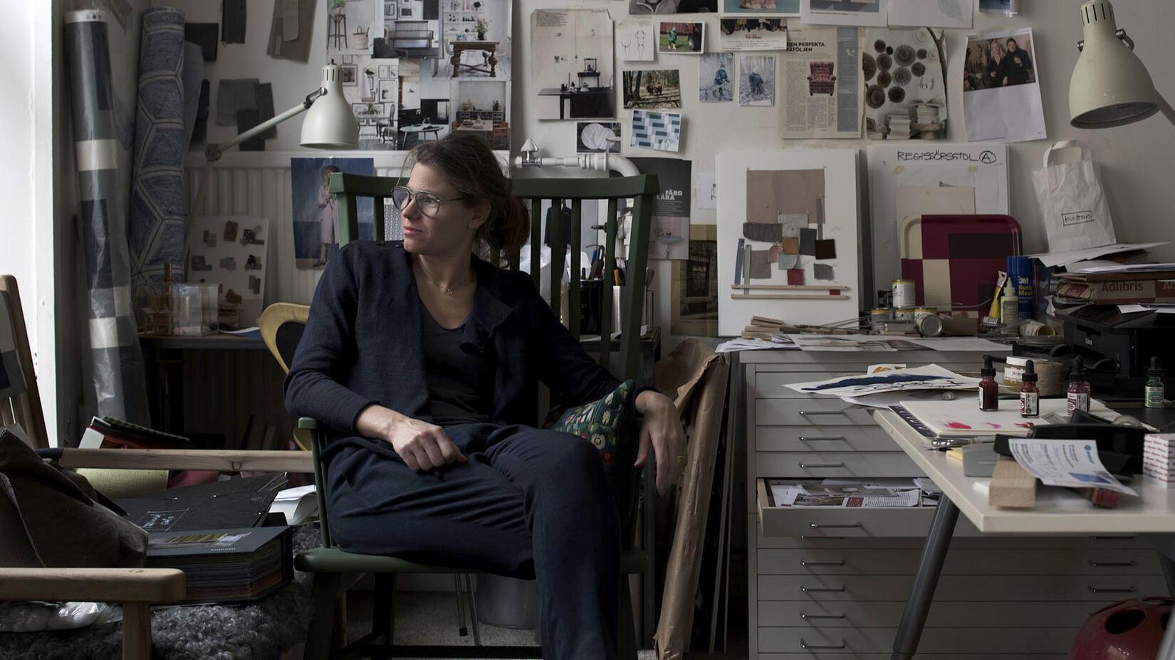 Olsson & Gerthel har miljömedvetna möbler av designern Emma Olbers
