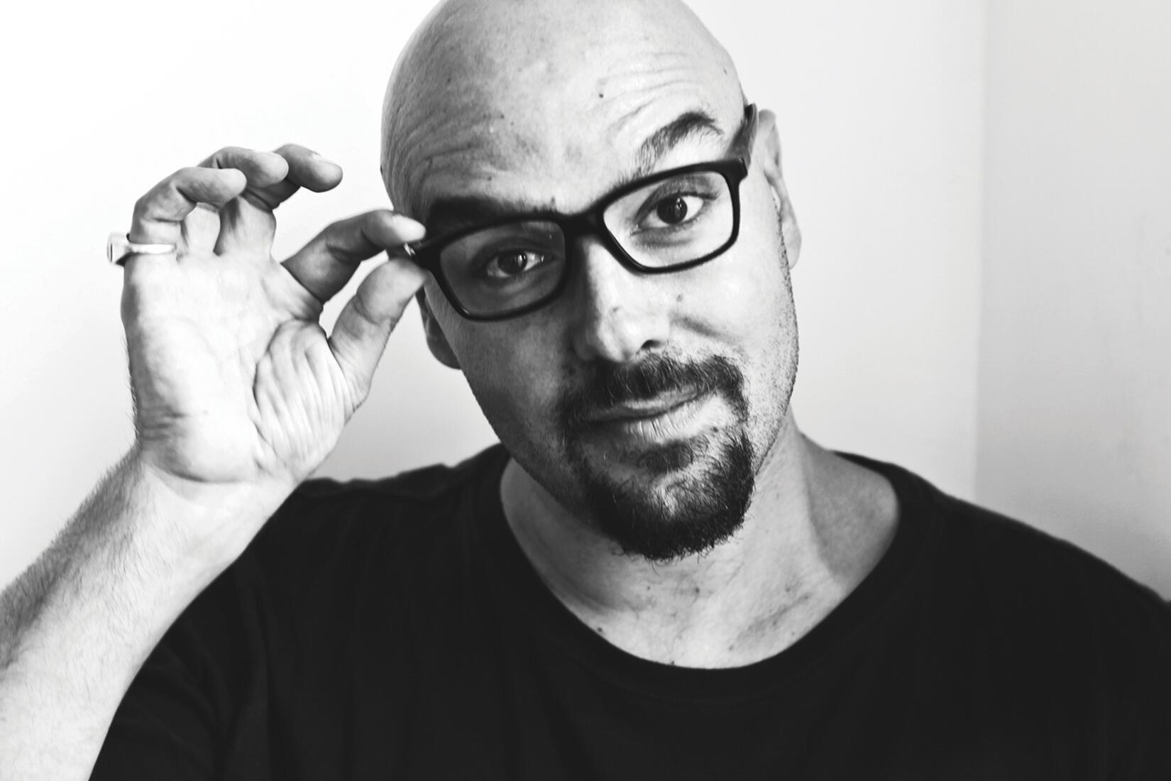 Den italienska formgivaren Luca Nichetto från Venedig