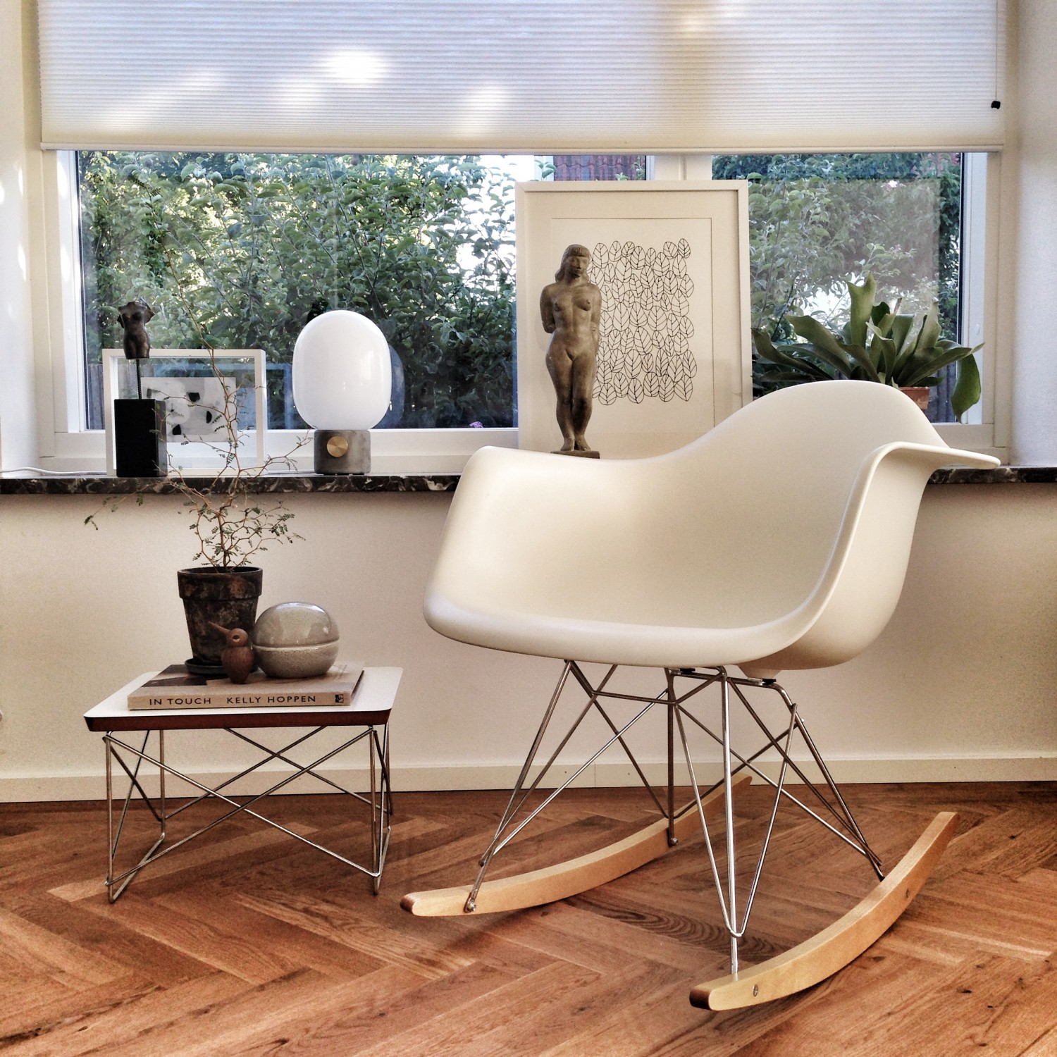 eames occasional table ltr bord olsson gerthel. Black Bedroom Furniture Sets. Home Design Ideas
