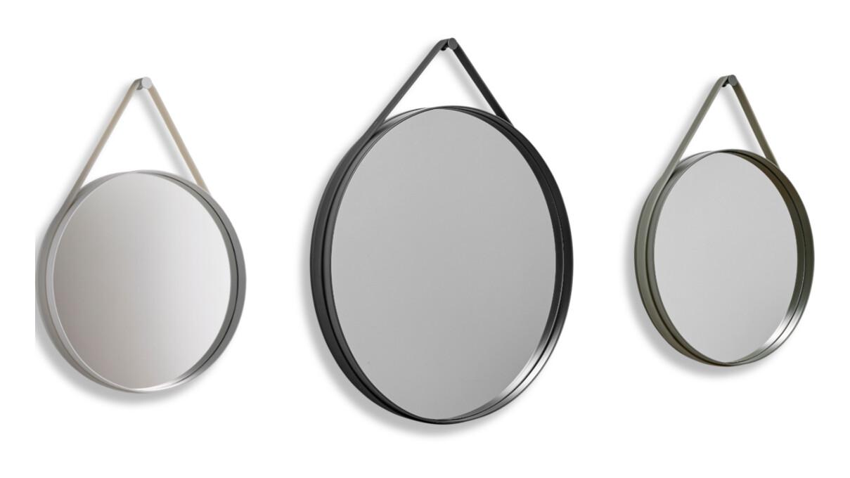 Strap Mirror från HAY Olsson& Gerthel