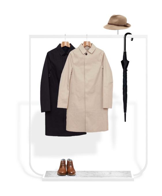 klädställning finns på PricePi com med vitt eller svart