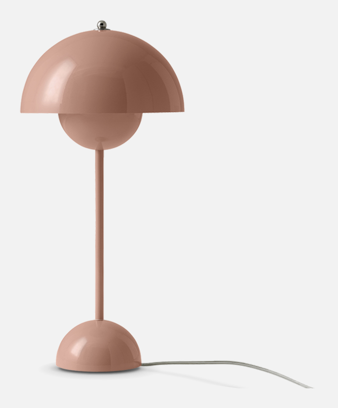 Flowerpot VP3 Bordslampa