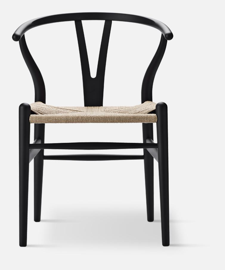 CH24 Y stol av Hans J. Wegner | Carl Hansen | Olsson & Gerthel