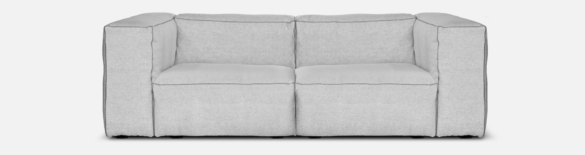 hay mags soft sofa tilbud home. Black Bedroom Furniture Sets. Home Design Ideas