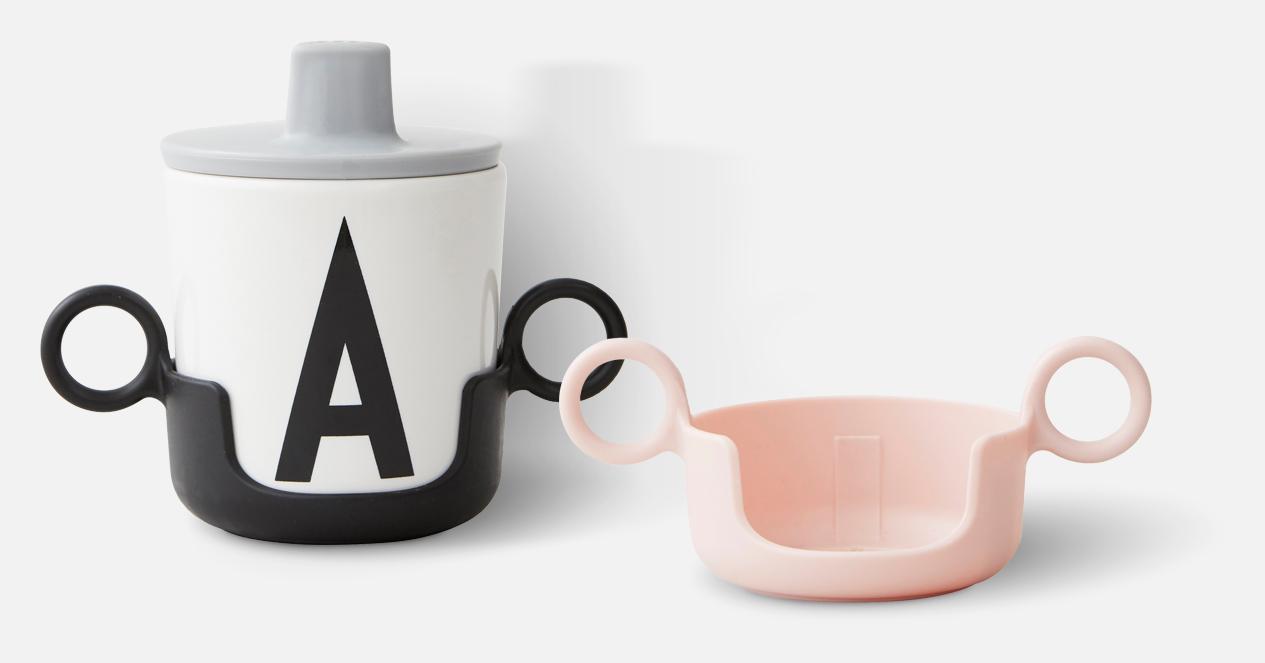 Stilig Handtag för AJ Bokstavsmugg   Design Letters   Olsson & Gerthel PJ-73