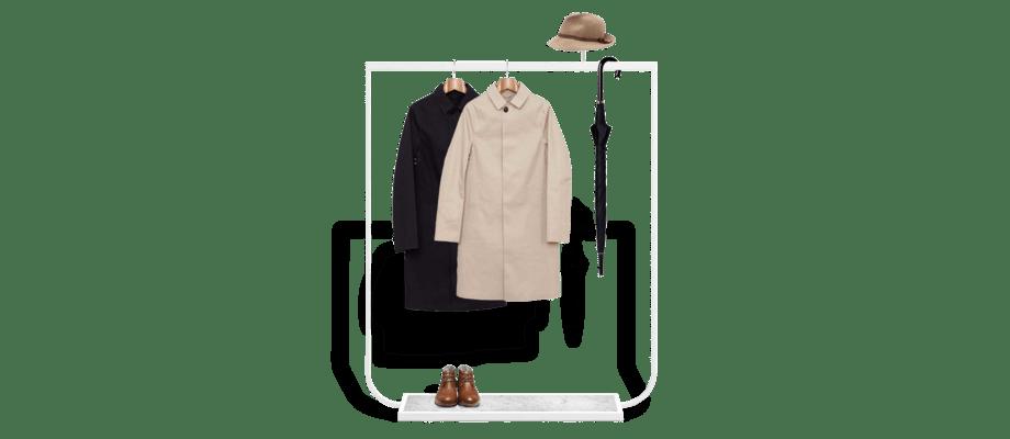 Tati Coat Rack Klädställning från Asplund Olsson& Gerthel