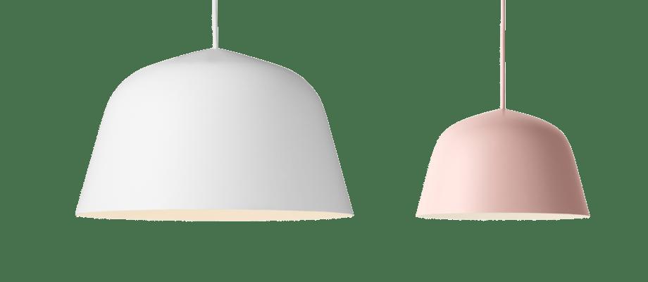 Muuto Ambit Pendel finns i flera färger på Olsson & Gerthel