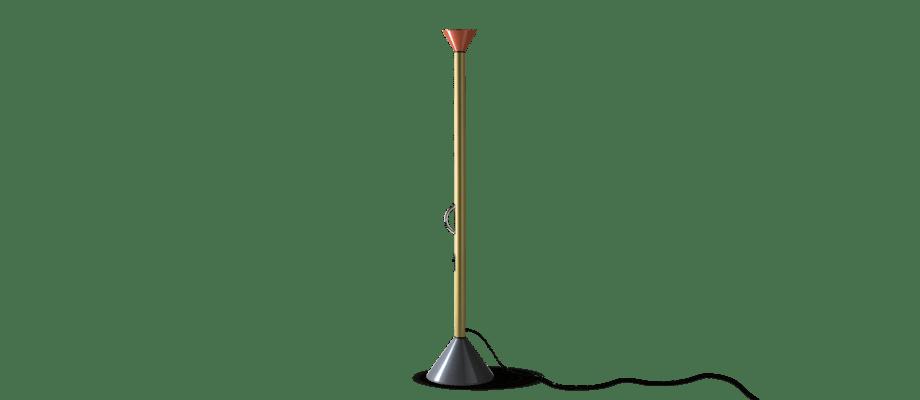 Artemide Callimaco Golvlampa av Ettore Sottsass