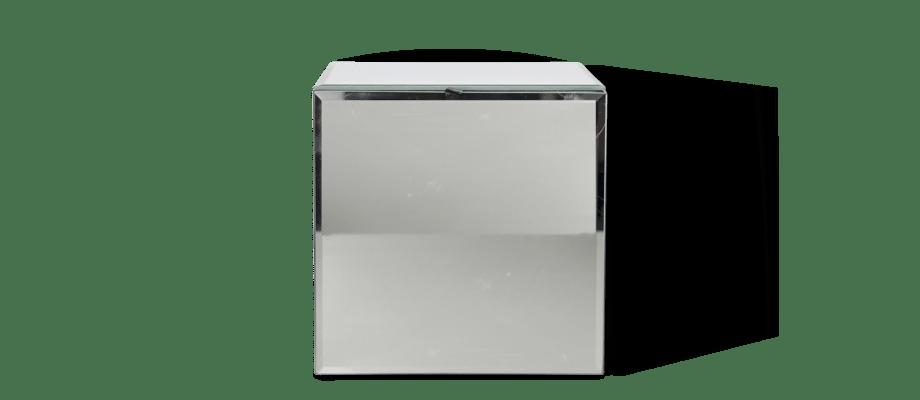 By On Box Glass Spegellåda Large 20x20 cm