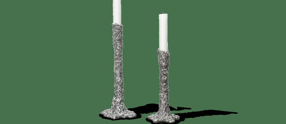 By On Space Candle Holder Ljusstake på 20 och 29 centimeter