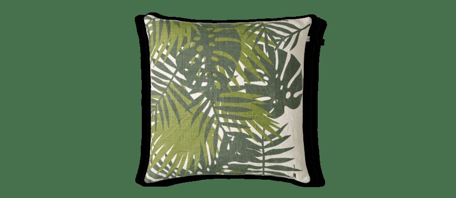 Chhatwal & Jonsson Palm Kuddfodral i den gröna färgen Cactus Green