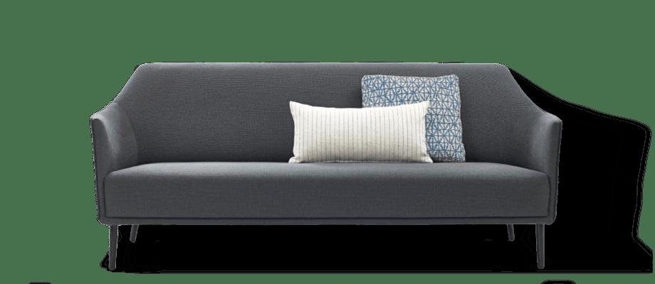 Köp soffan Ell från Adea och Tuula Falk som 2-sits eller 3-sits på Olsson & Gerthel