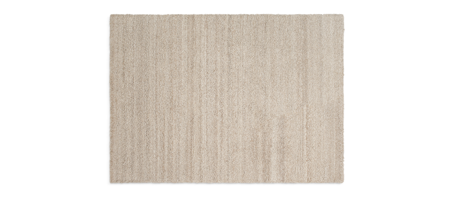 Ferm Living Shade Loop Rug Matta Ljusbeige 200x300 cm