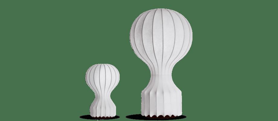 Flos Gatto finns även i storleken piccolo och du hittar lampan på Olsson & Gerthel