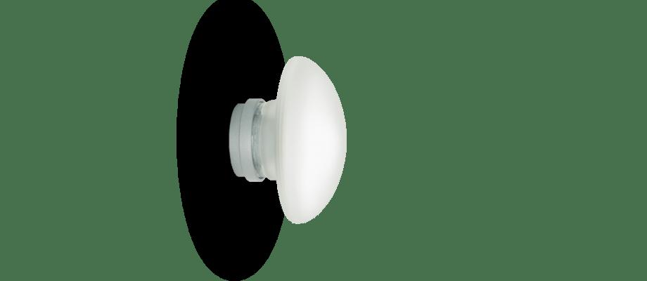 Vägglampan Sillaba från Fontana Arte