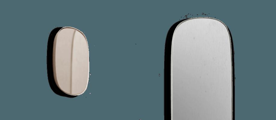 Spegeln Framed Mirror av Anderssen & Voll för Muuto finns i flera färger och storlekar