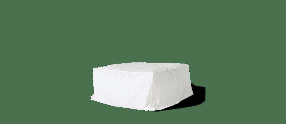 Pallen Ghost 08 från Gervasoni fungerar utmärkt tillsammans med andra möbler ur samma serie