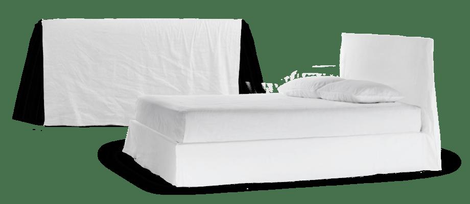 Sänggavlar Förvaring : Ghost säng u sänggavel från gervasoni olsson gerthel
