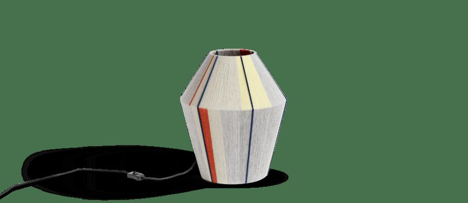 HAY Bonbon 320 Grey Melange Bordslampa
