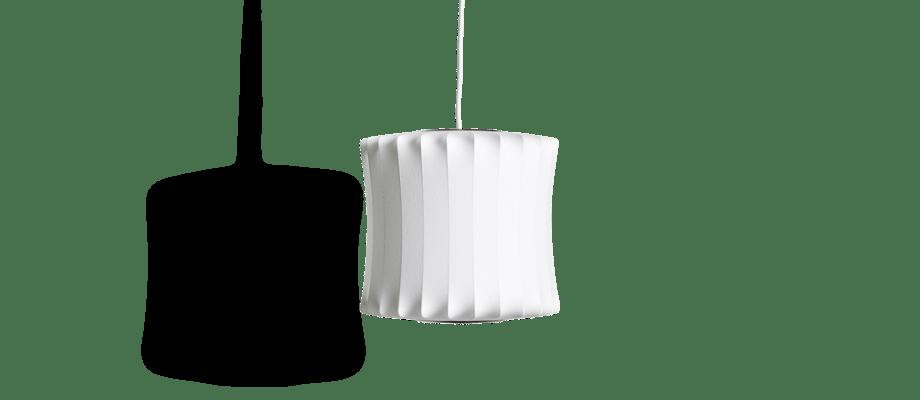 HAY Nelson Bubble Lantern Pendant Pendel i off-white