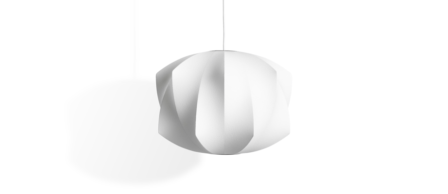 HAY Nelson Bubble Propeller Pendant Pendel i off-white