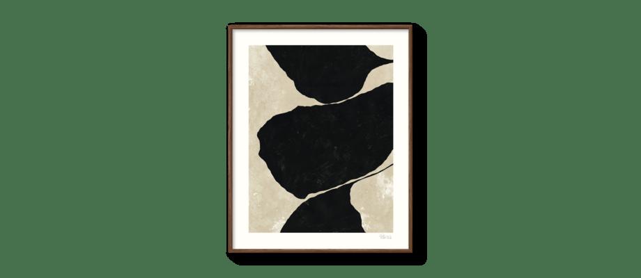 Hein Studio The Rock No. 01 Print på 200g Munken Lynx