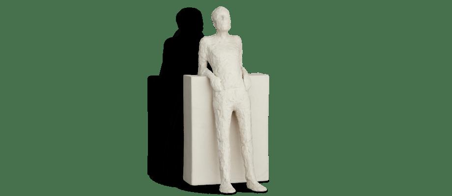 Kähler Character The Hedonist Skulptur