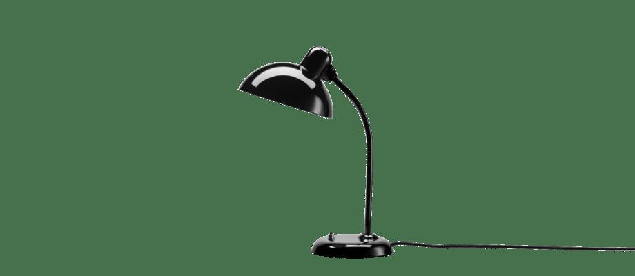 Fritz Hansen Kaiser Idell 6556-T Bordslampa Svart av Christian Dell