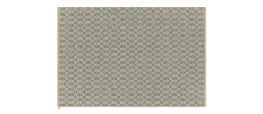 Kasthall Cubrick Icon Matta i färgen Dawn 851