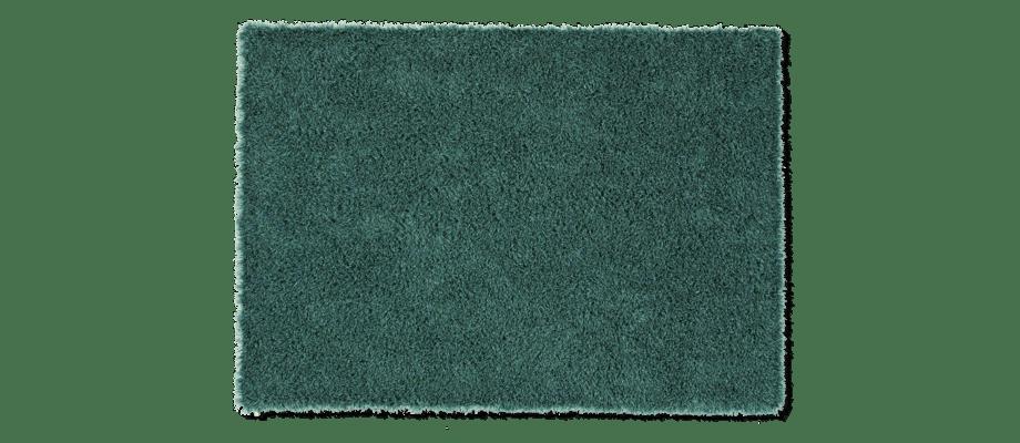 Kasthall Fogg Ryamatta i färgen Turquoise 320