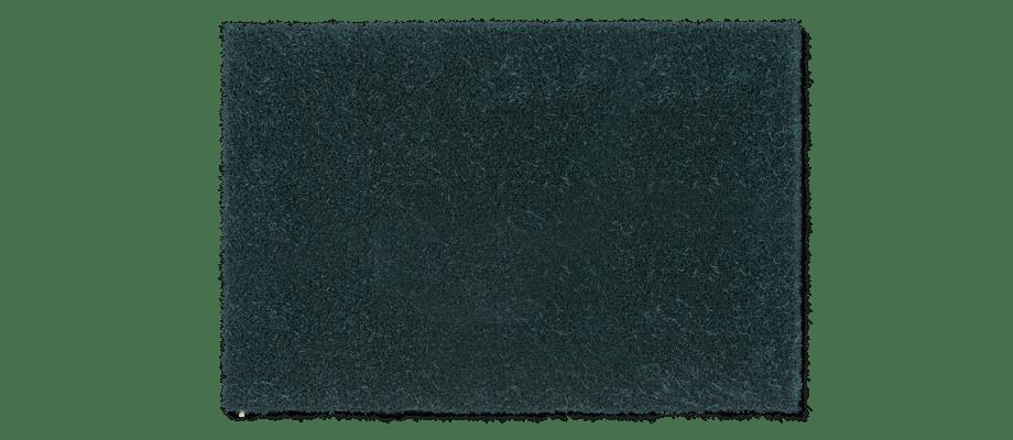 Kasthall Moss Matta i den mörkturkosa färgen Dark Turquoise