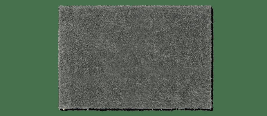 Kasthall Moss Matta i färgen Nickel Grey 502
