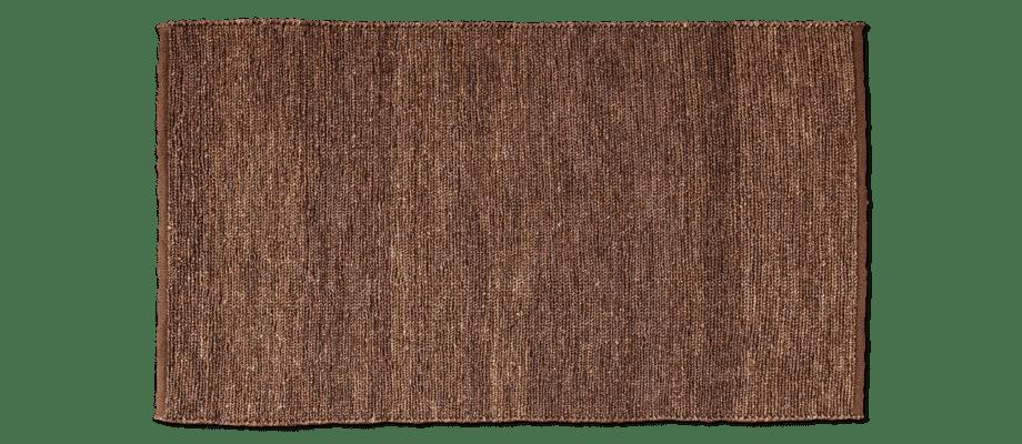 Kilroy Indbo Havanna Matta av hampa i den bruna färgen Mocca
