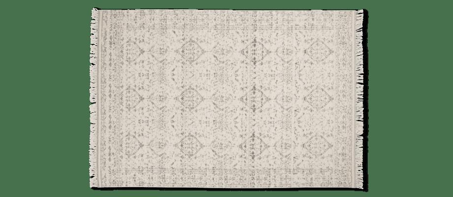 Linie Design Dolzago Ullmatta med klassiskt mönster