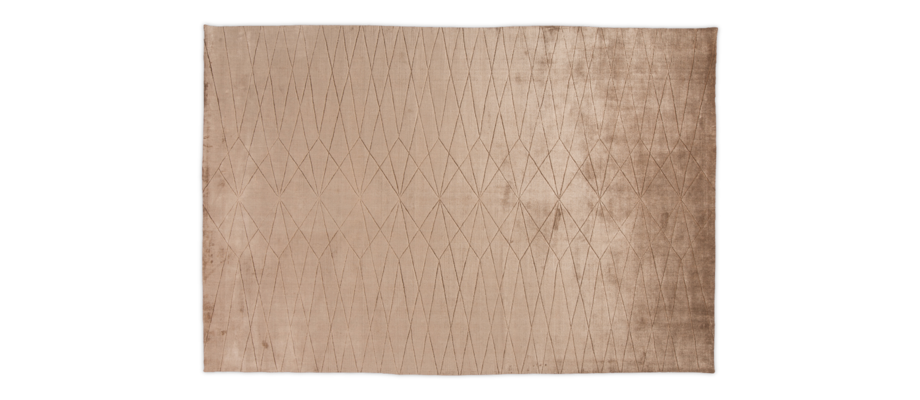 Linie Design Edge Wine Viskosmatta